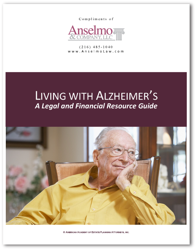 Living with Alzheimers - A Legal & Financial Guide