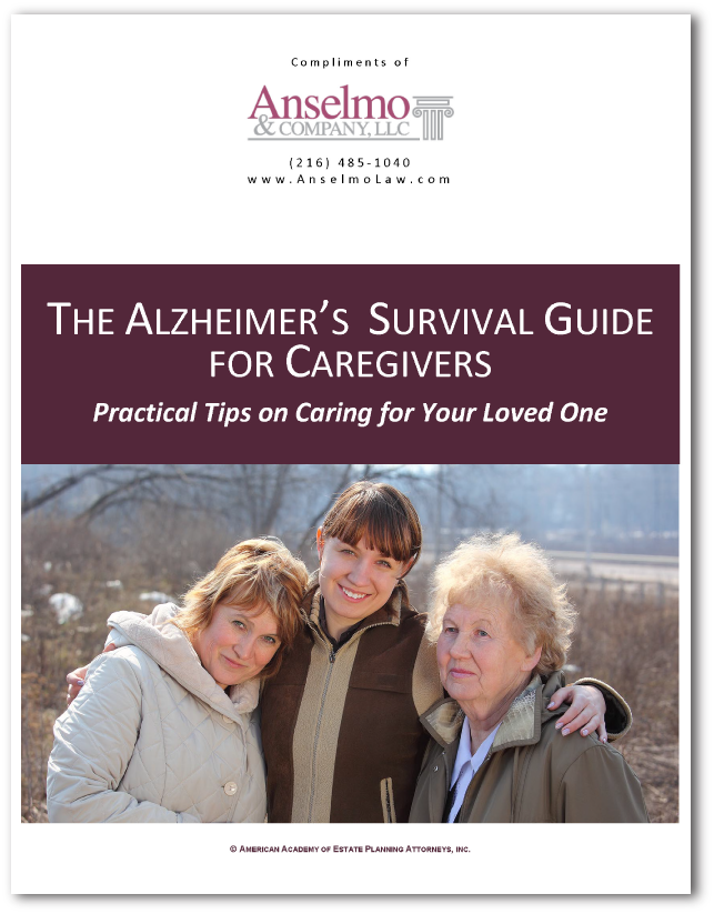 The Alzheimers Survival Guide for Caregivers